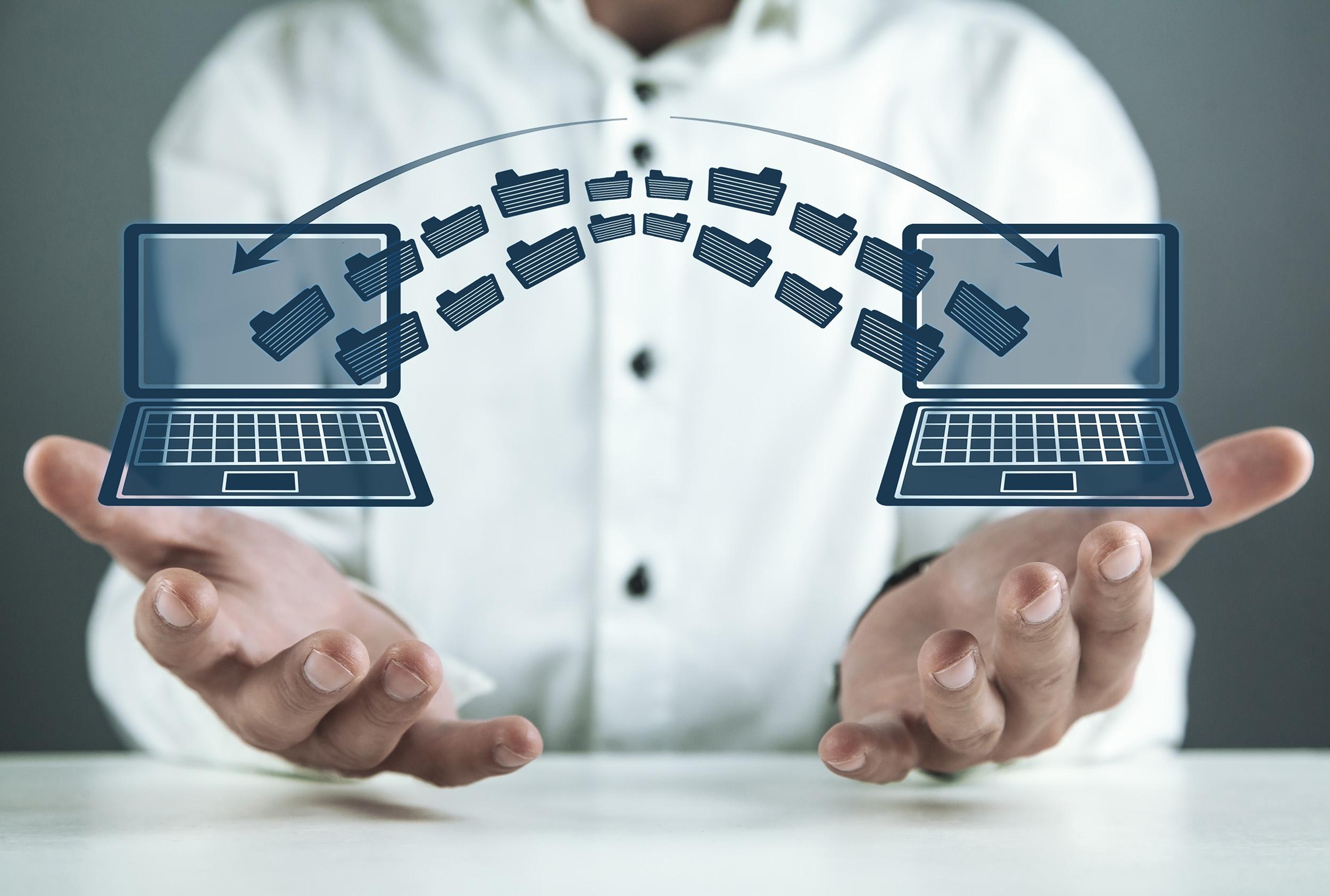 IT Services & Data Migration Services | ICM Document Solutions